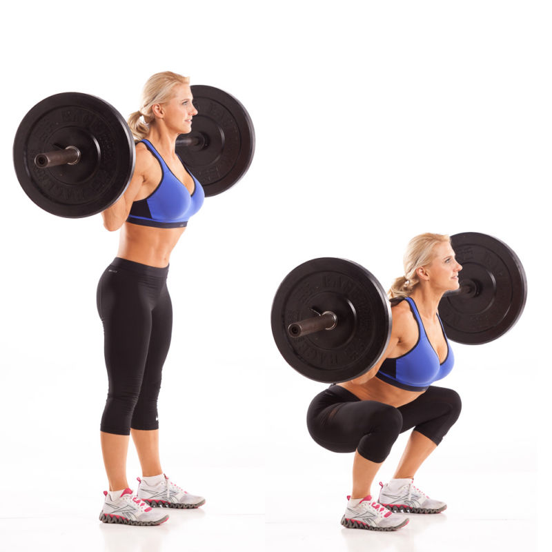 Squats The King Of Exercises The Physio Lounge Blog