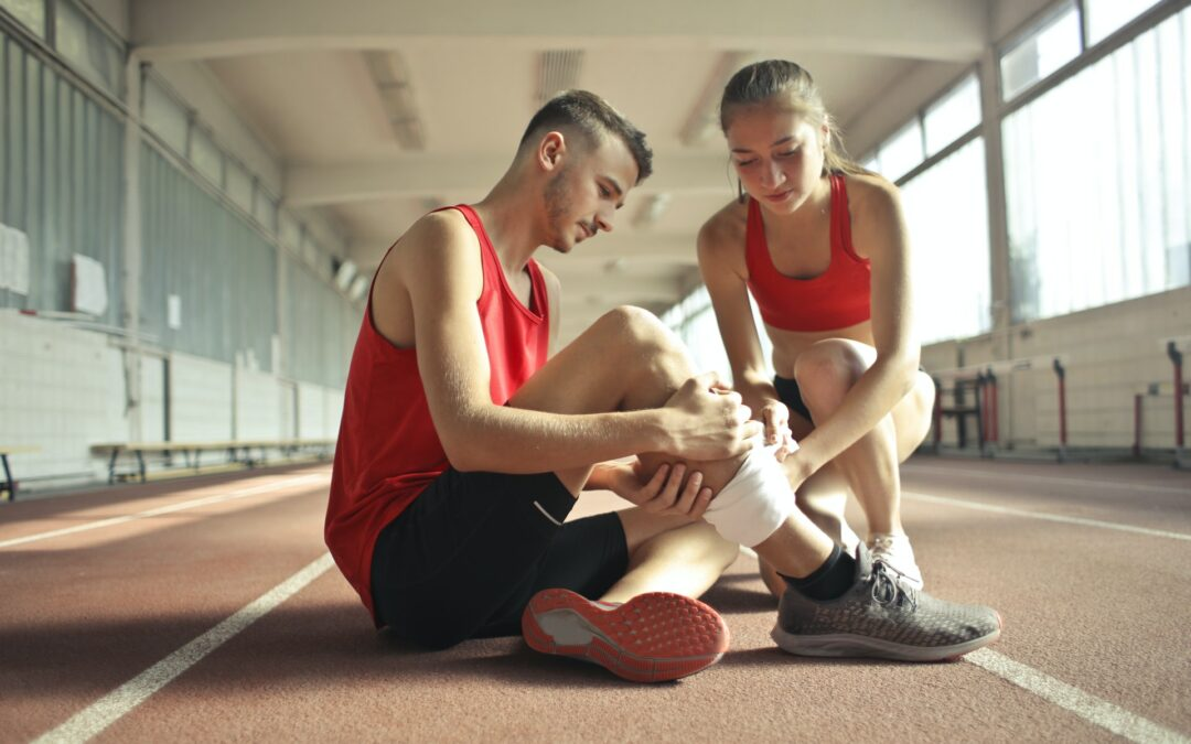 How to manage a sports injury